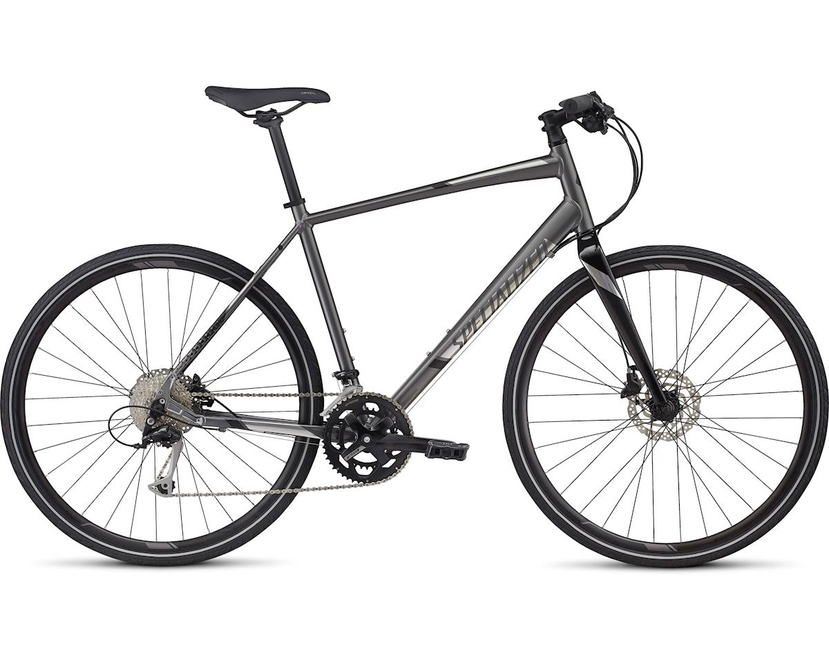 Specialized 2017 Sirrus Sport (CHARCOAL/CHROME/BLACK) (S)
