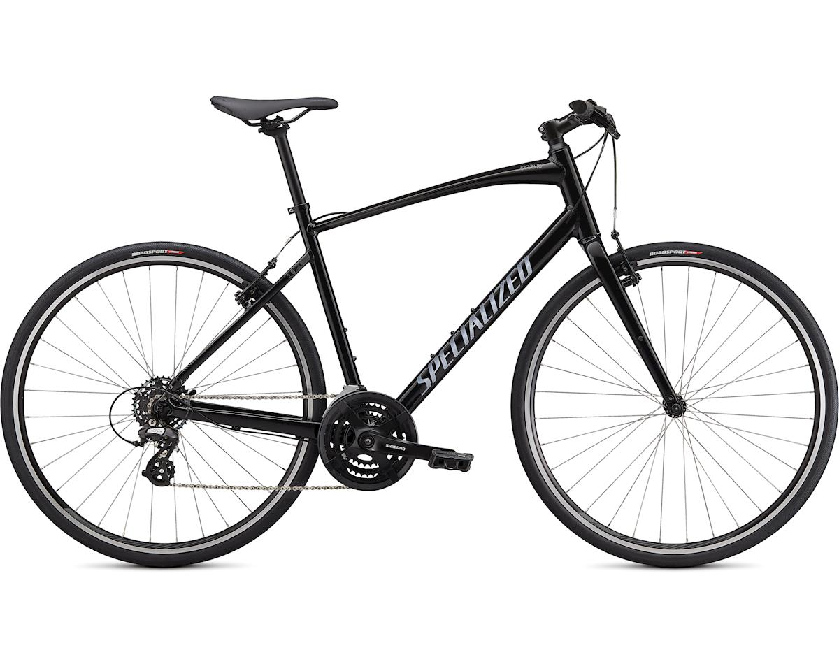 Specialized Sirrus 1.0 (Gloss Black/Charcoal/Satin Black Reflective)
