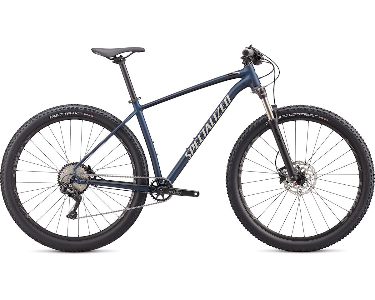 Specialized 2020 Rockhopper Expert 1X (Satin Navy/Gloss White Mountains/Black) | relatedproducts