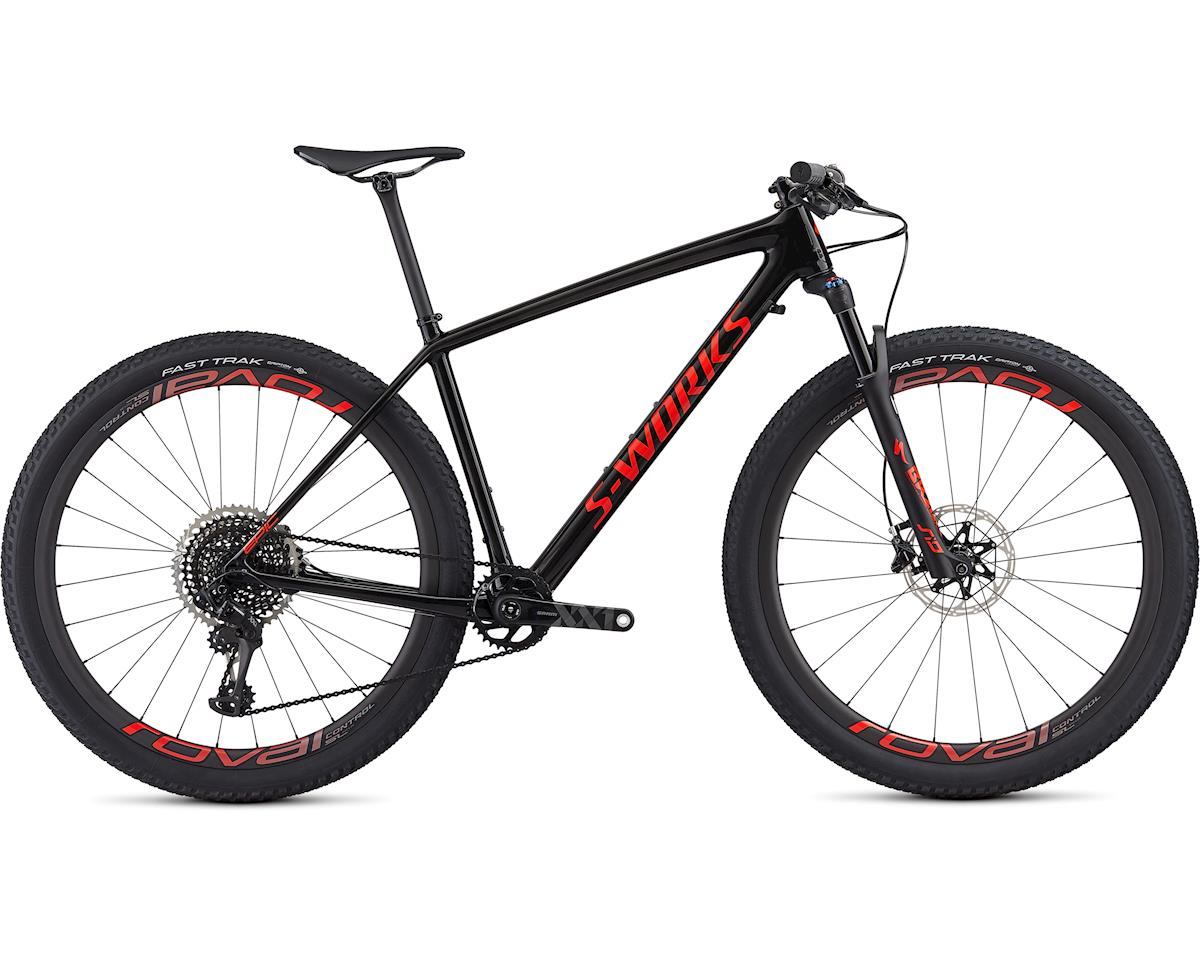 Specialized 2019 S-Works Epic Hardtail (Gloss Carbon/Rocket Red)