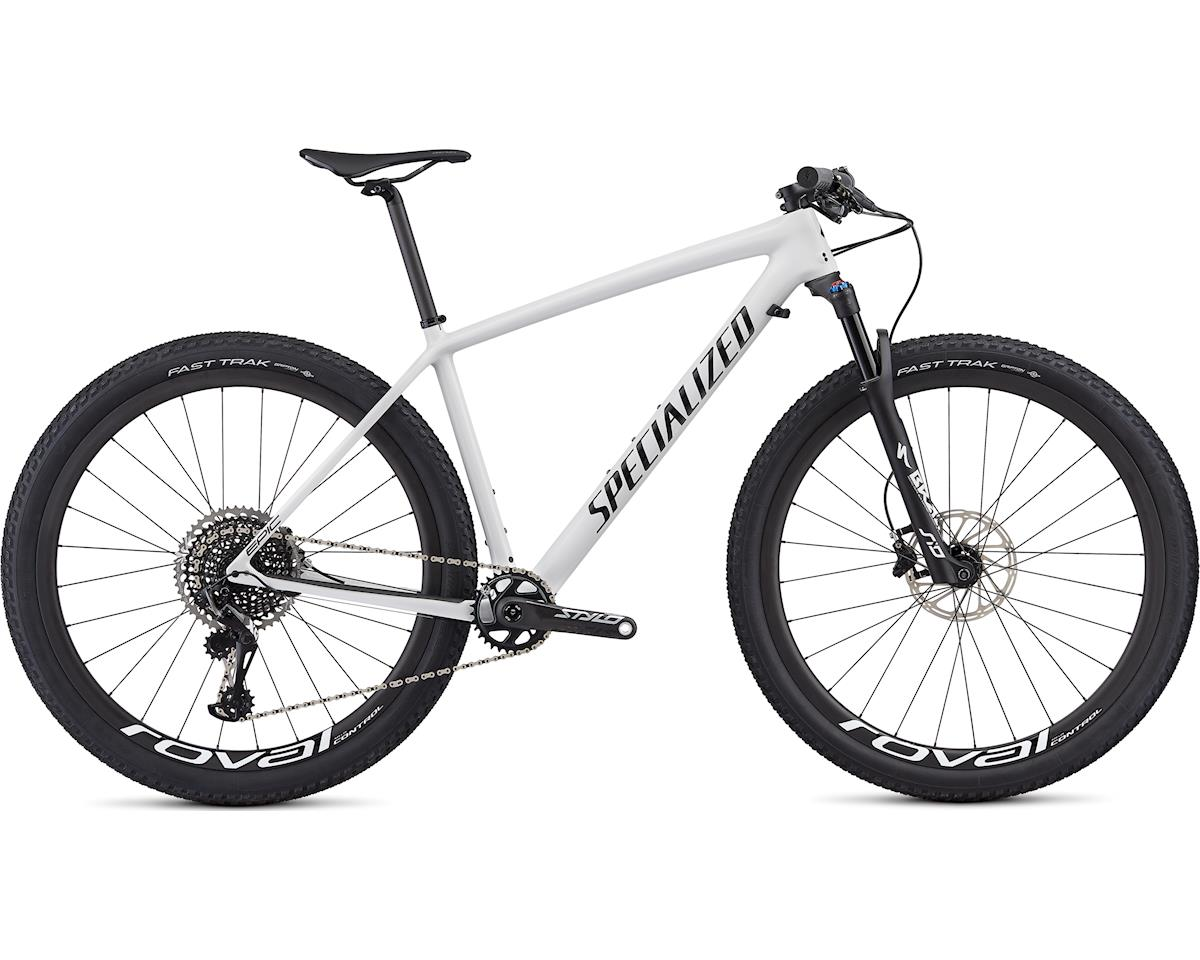 Specialized 2019 Epic Hardtail Pro (Gloss White/Tarmac Black)