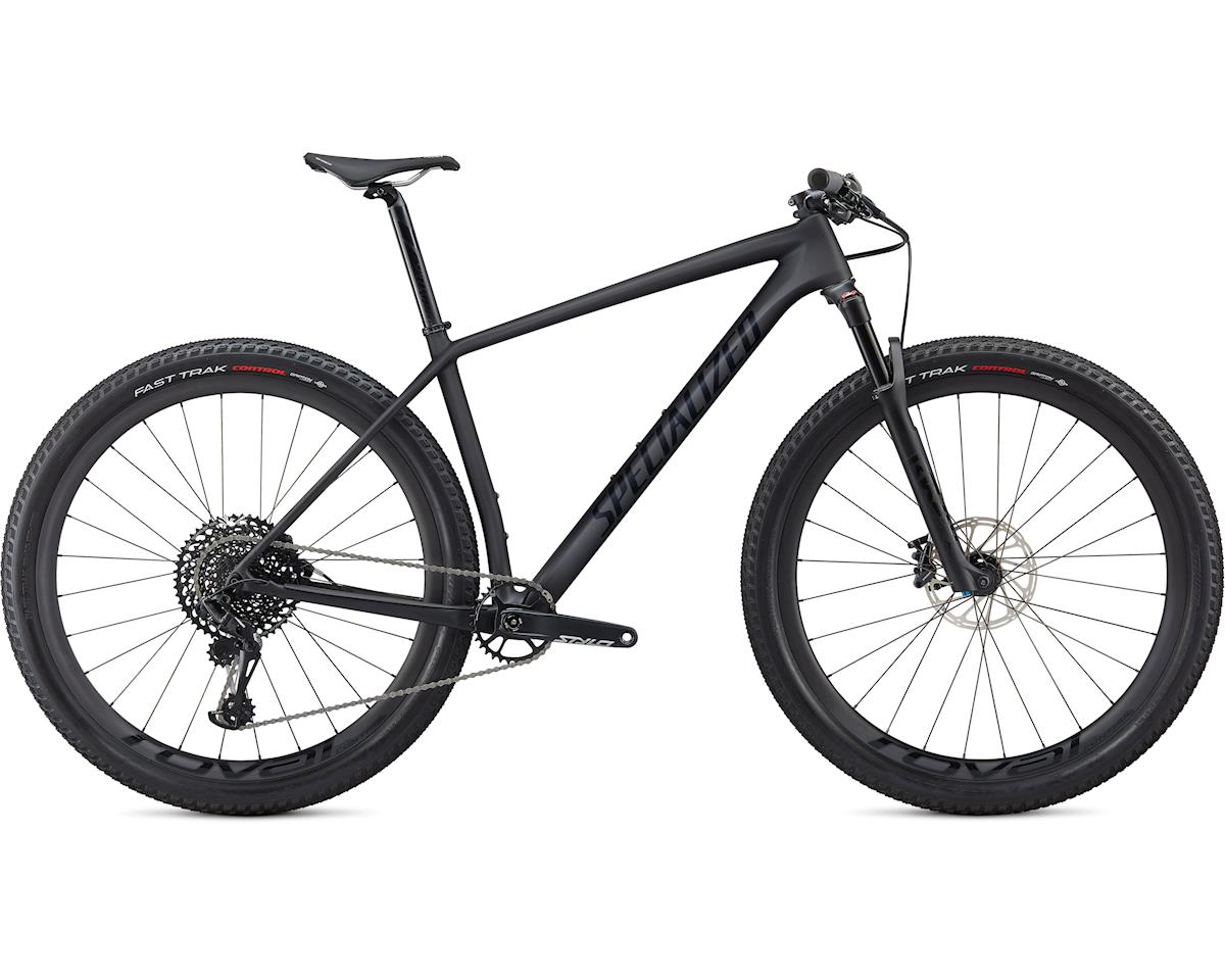 Specialized 2020 Epic Hardtail Expert (Satin Carbon/Tarmac Black)