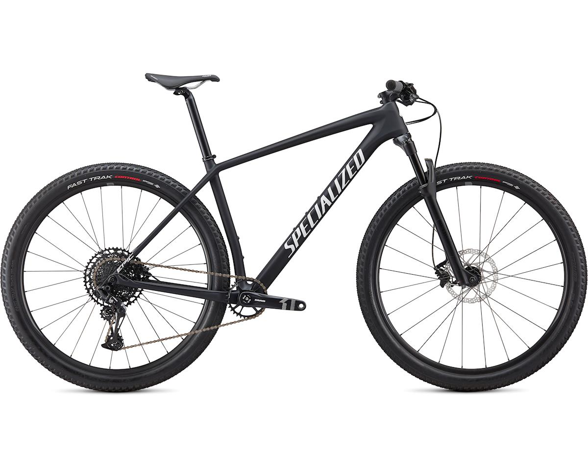 Specialized 2020 Epic Hardtail (Satin Black/White)