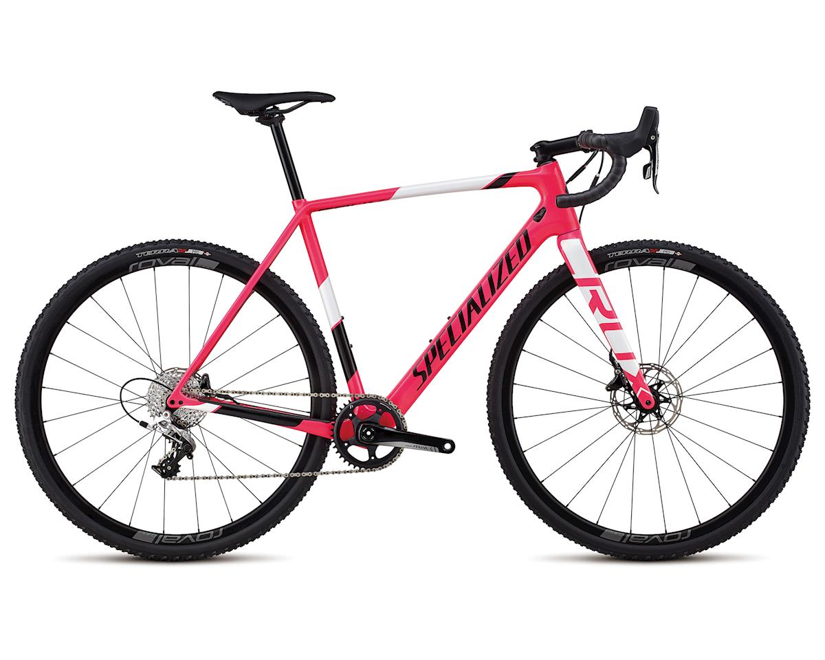 Specialized 2018 CruX Elite X1 (Gloss Acid Pink/ Tarmac Blk/ White)