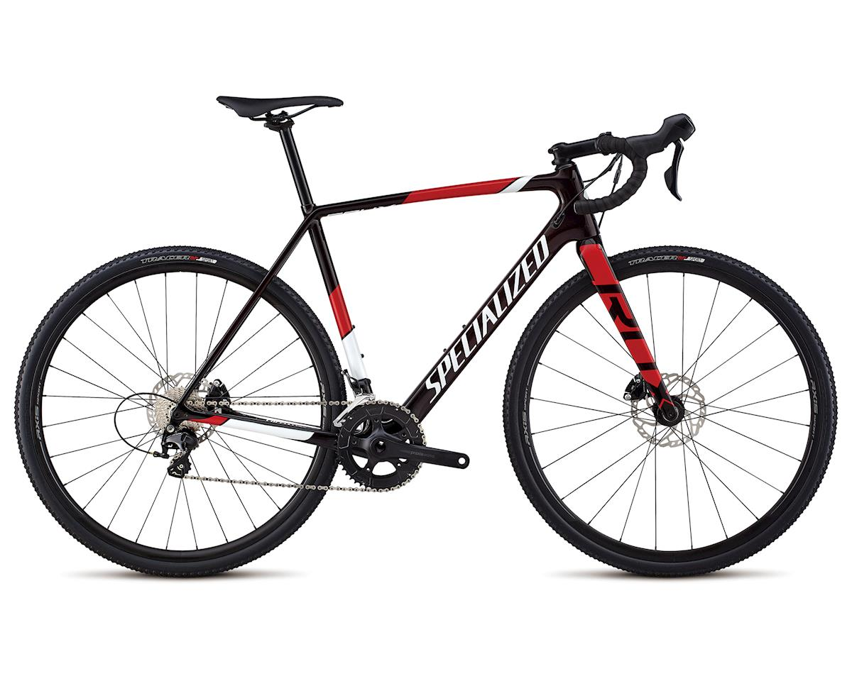 Specialized 2018 CruX Sport (Gloss Red Tint/ Metallic White Silver/ Flo Red)
