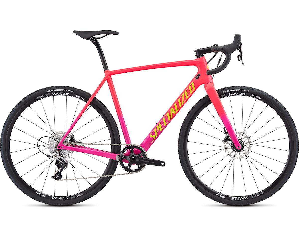 Specialized 2019 CruX Elite (Gloss Acid Pink/Acid Purple/Team Yellow/Clean)