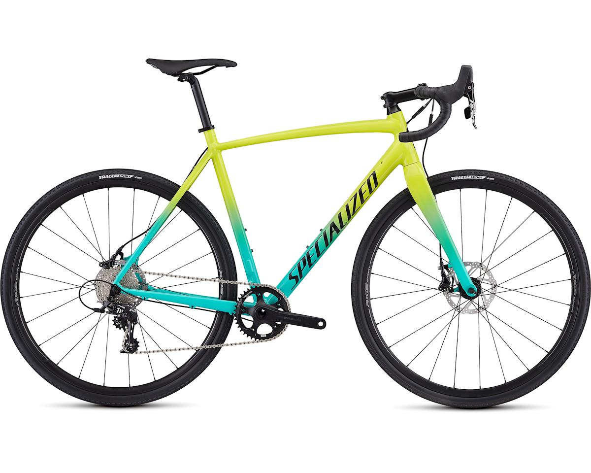 Specialized 2019 CruX E5 Sport (Gloss Team Yellow/Acid Mint/Tarmac Black/Clean)
