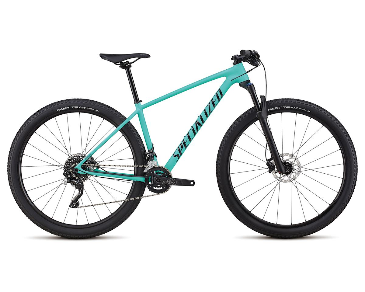 Specialized 2018 Women's Chisel Comp (Satin Gloss Acid Mint / Black)