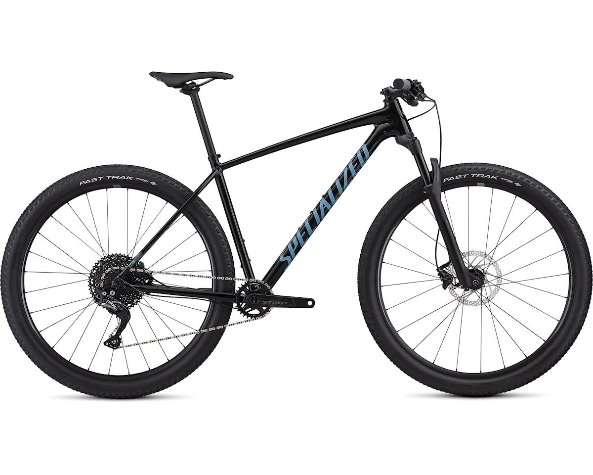 Specialized 2019 Men's Chisel Comp X1 (Gloss Tarmac Black/Storm Grey)