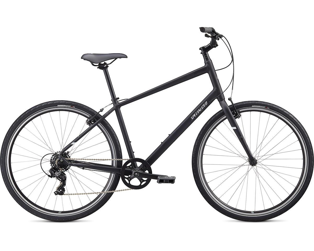 Specialized 2020 Crossroads 1.0 (Black / Charcoal Reflective) (M)