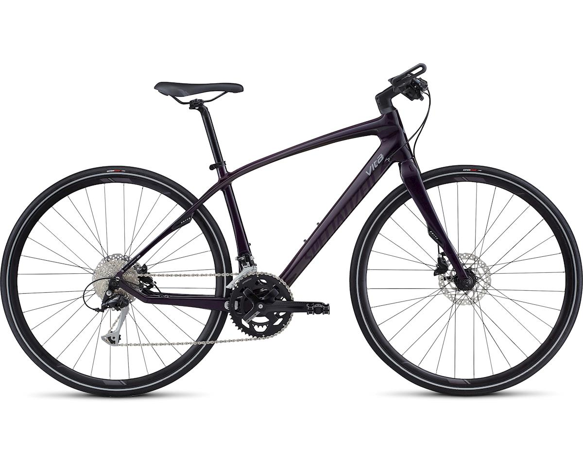 Specialized 2017 Vita Sport Carbon (BLACKBERRY TINT CARBON/WARM CHARCOAL/COOL GRAY)