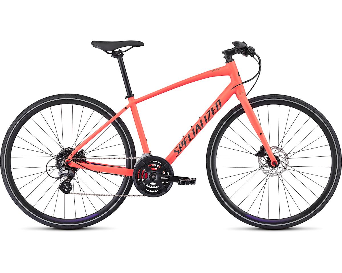 Specialized 2019 Women's Sirrus (Satin Rocket Red/Plum Purple)