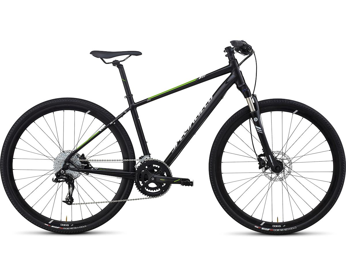 Specialized 2014 Ariel Comp Disc (Satin Black/Green/White) (XL)