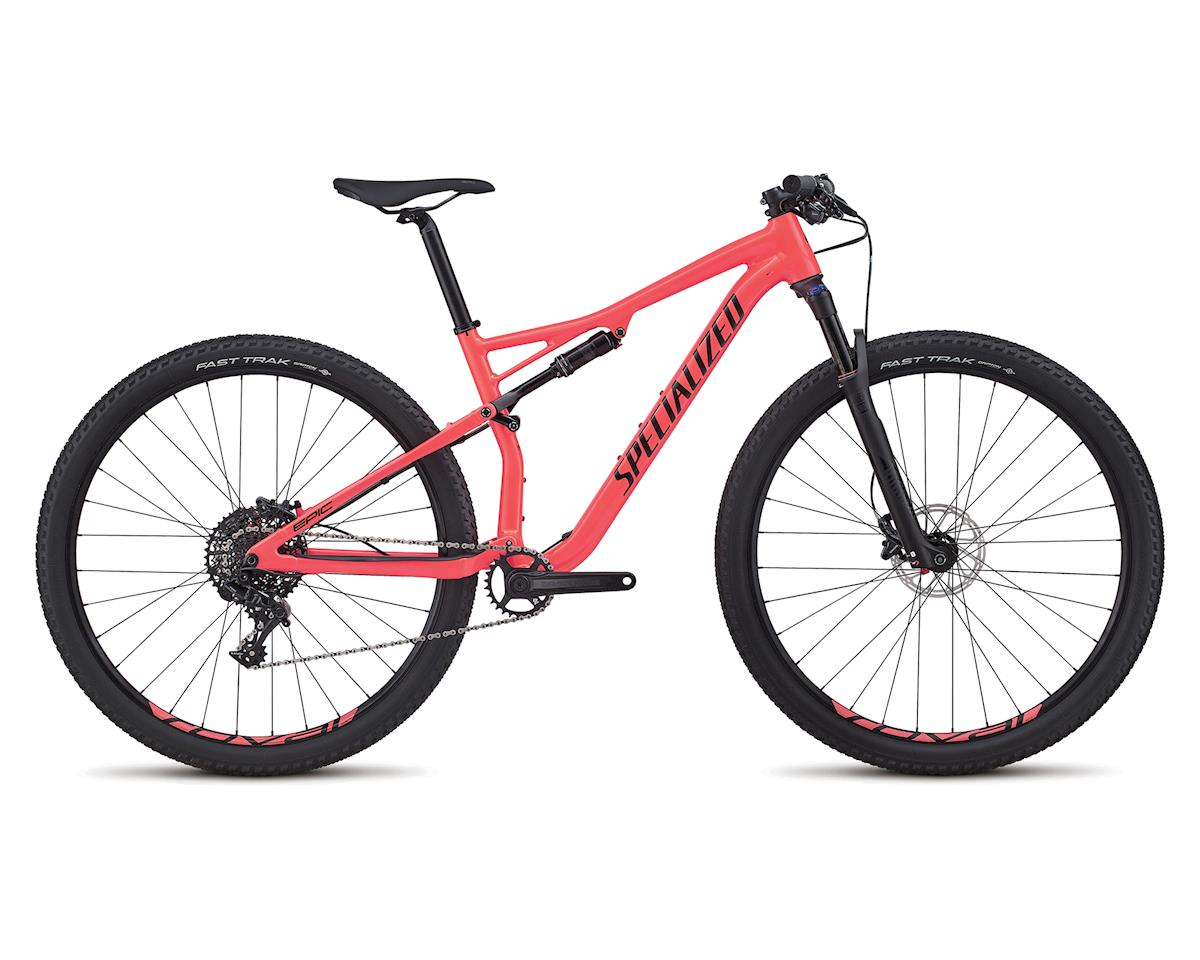 Specialized 2019 Women's Epic Comp Alloy (Gloss Acid Red/Black)