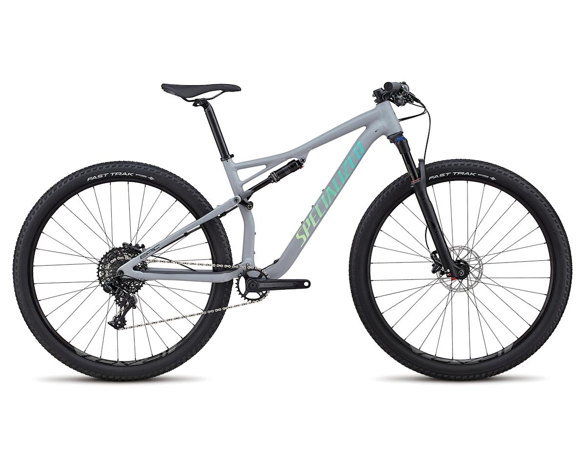 Specialized 2018 Women's Epic Comp Alloy (Satin Gloss Cool Gray / Cali Fade)
