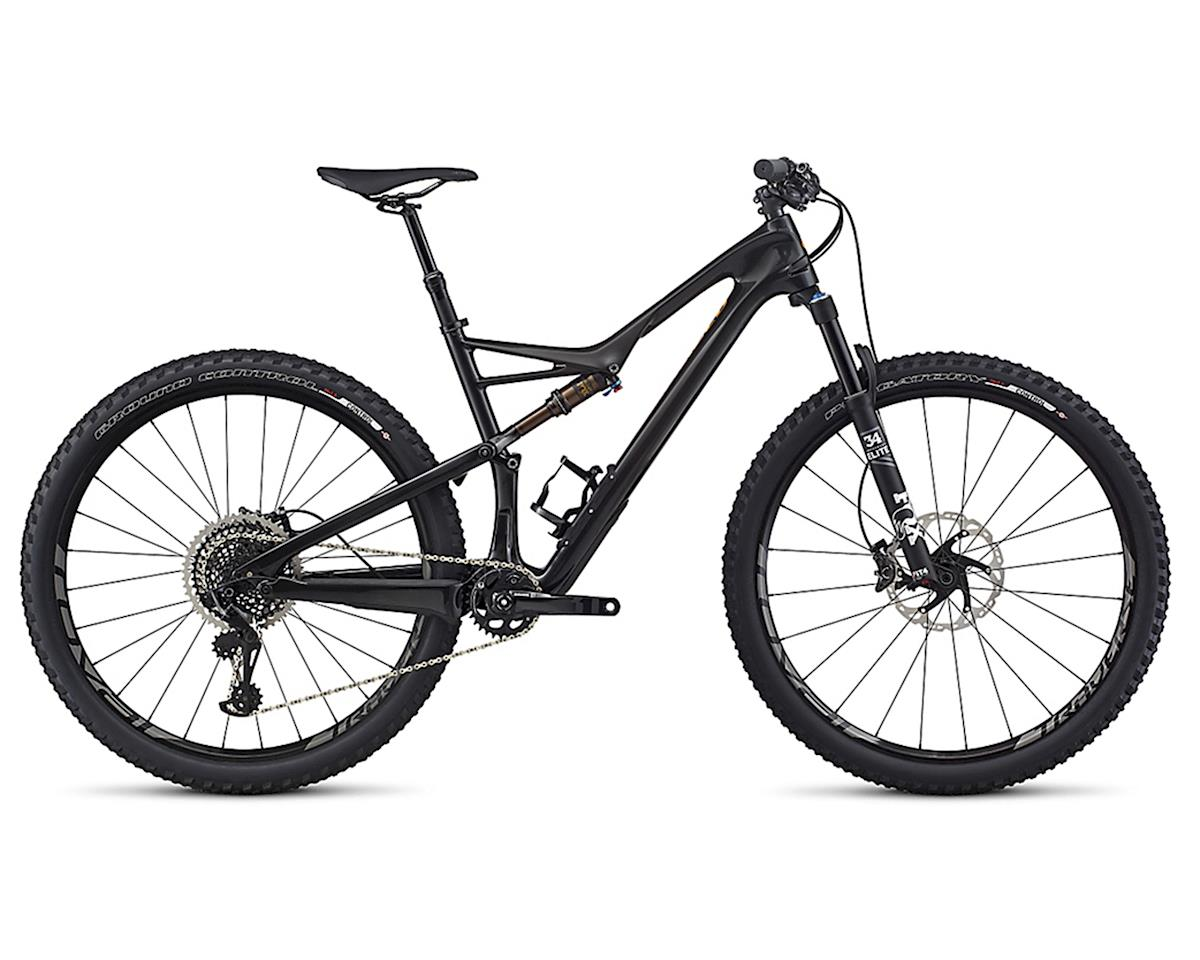 Specialized 2017 Camber FSR Pro Carbon 29