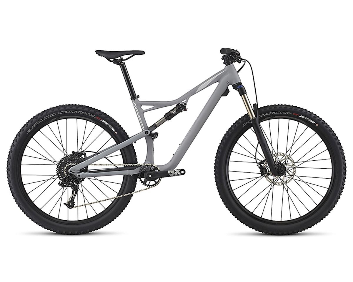 Specialized 2017 Camber FSR 650b (Cool Grey/Flake Silver) (XL)