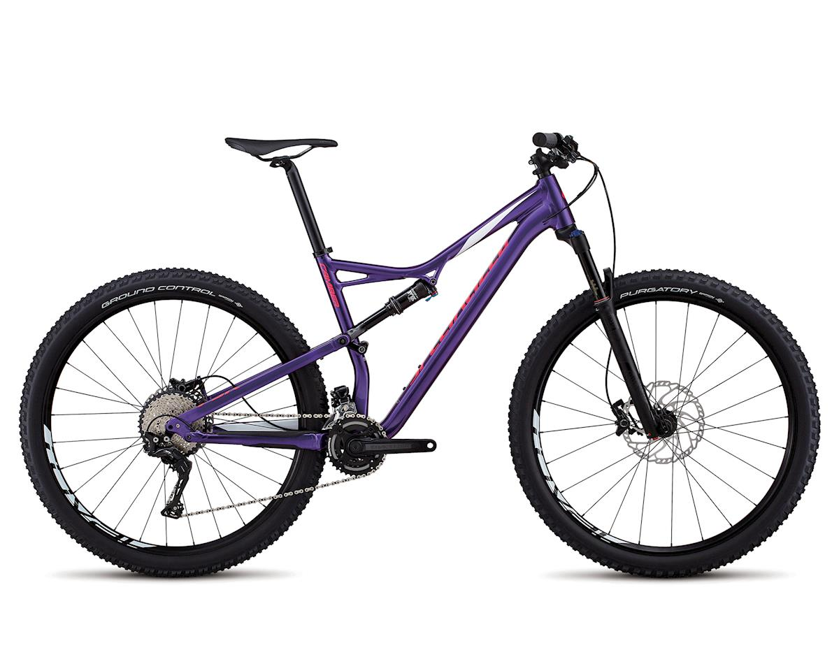 Specialized 2018 Men's Camber Comp 29 (HERITAGE GLOSS PURPLE / WHITE / ACID PINK)