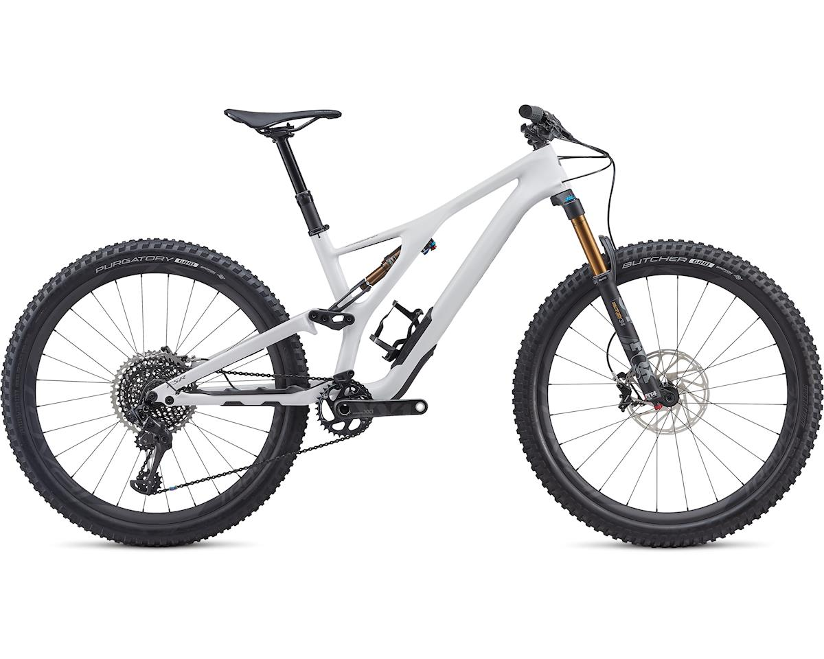 Specialized 2019 S-Works Stumpjumper ST 27.5 (Gloss White/Cool Grey)