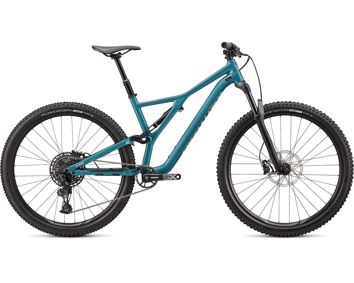 Specialized 2020 Stumpjumper ST Alloy 29 (GLOSS DUSTY TURQUOISE / WHITE MOUNTAINS)