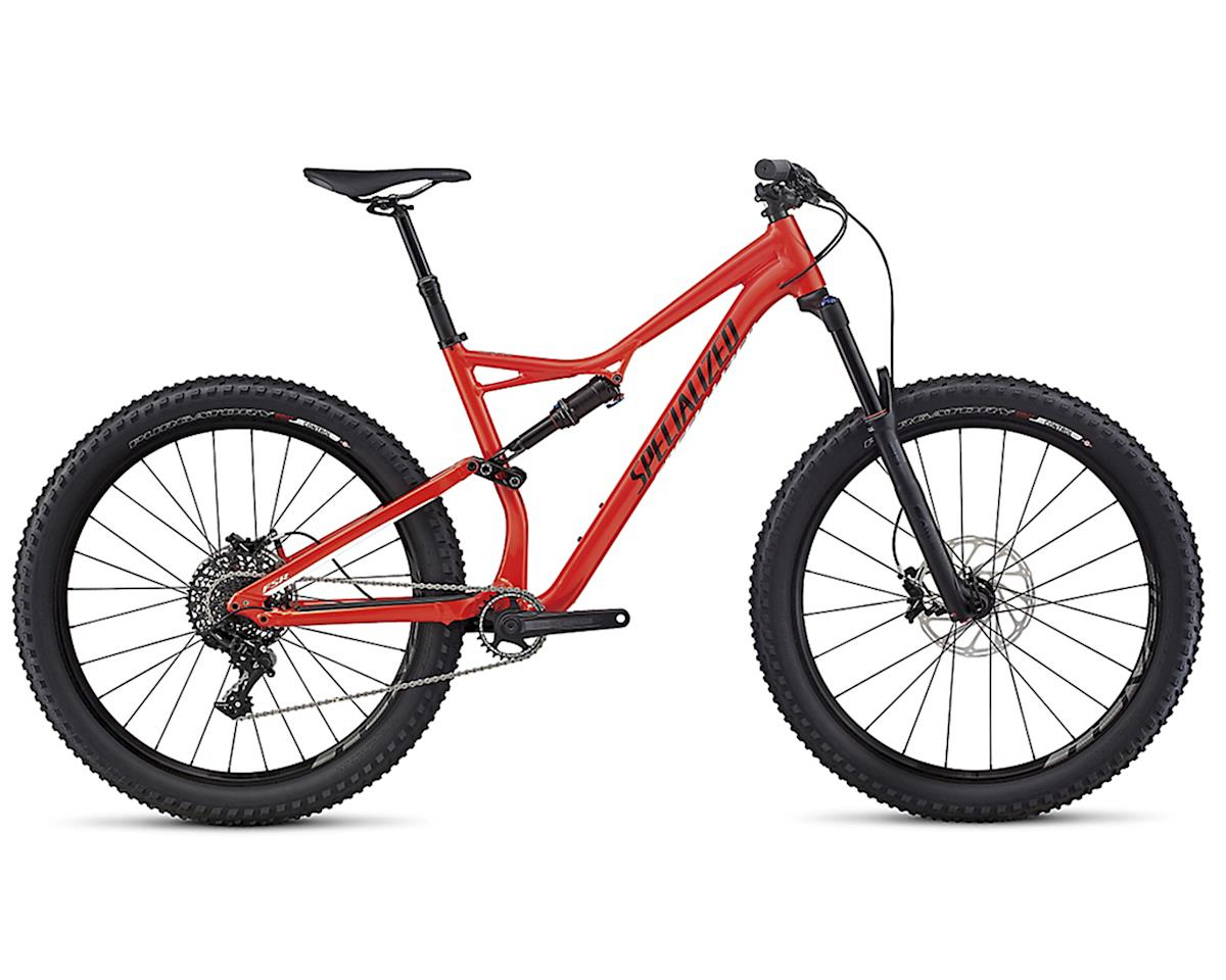 Specialized 2017 Stump Jumper FSR Comp 6Fattie (Nordic Red/Clean)