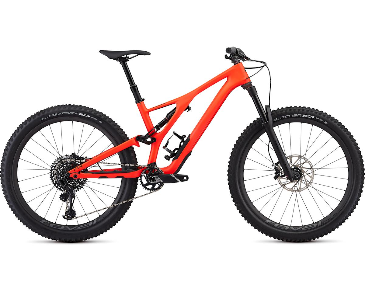 Specialized 2019 Men's Stumpjumper Expert Carbon 27.5 (Satin/Rocket Red/Black)