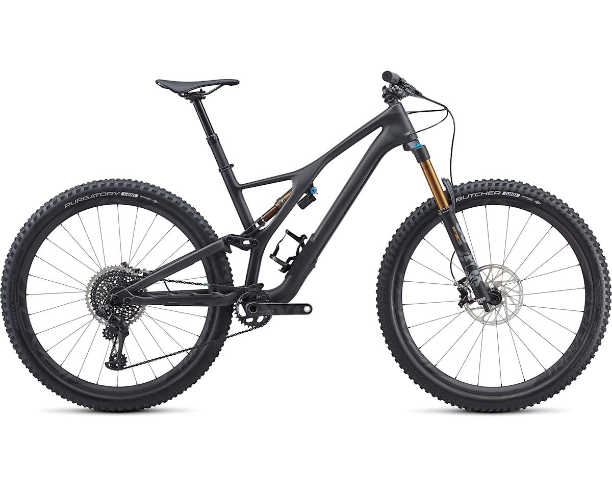 Specialized 2019 S-Works Stumpjumper 29 (Satin Carbon/Charcoal/Bronze) (S)