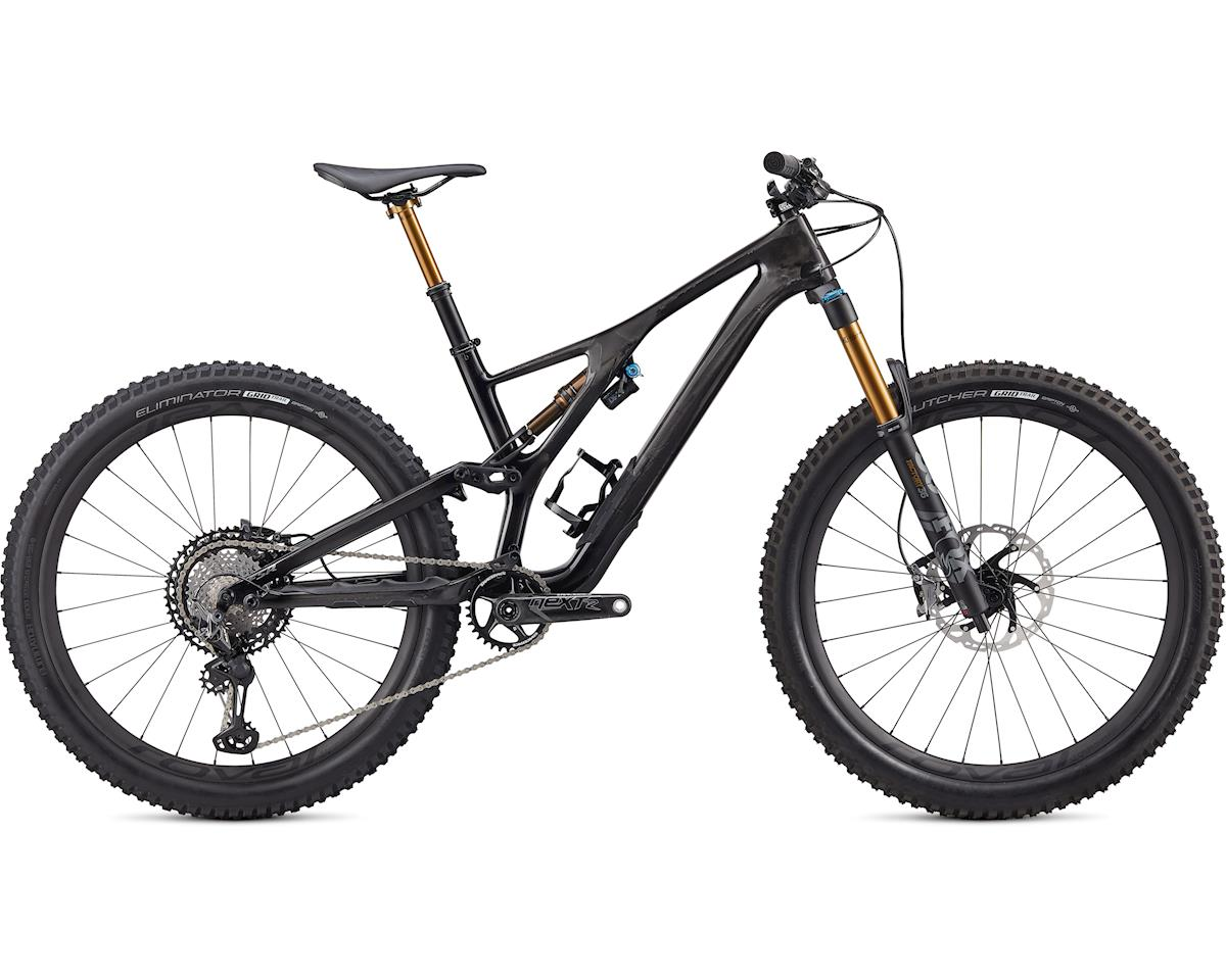 Specialized 2020 S-Works Stumpjumper 27.5 (GLOSS CARBON / BLACK CHROME) (S)