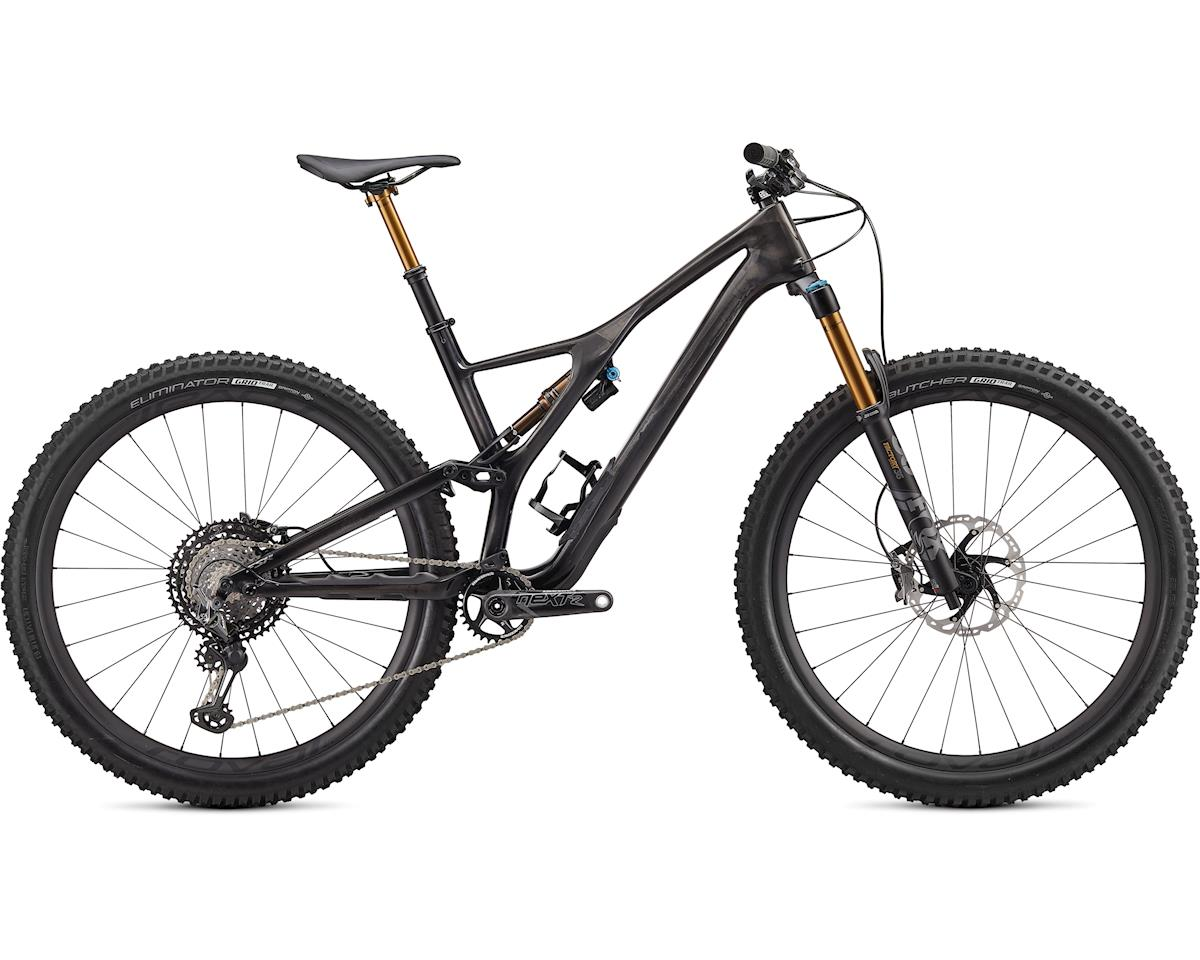 Specialized 2020 S-Works Stumpjumper 29 (GLOSS CARBON / BLACK CHROME) (XL)
