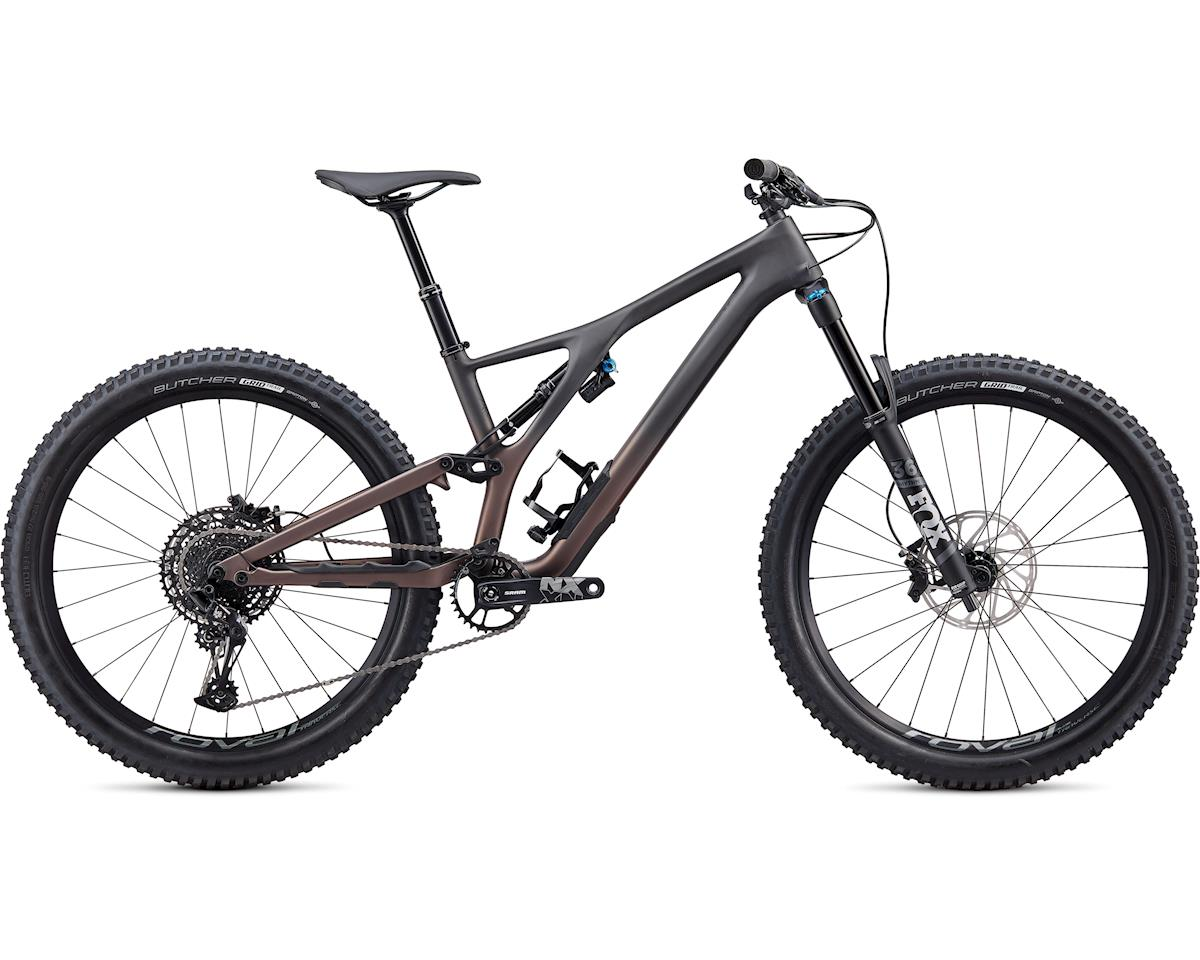Specialized 2020 Stumpjumper EVO Comp Carbon 27.5 (SATIN CARBON / GUNMETAL) (S3)