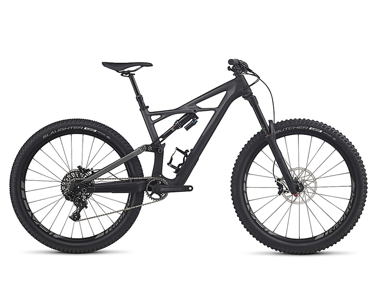 Specialized 2017 Enduro FSR Elite Carbon 650B USA (Satin Black/Charcoal)
