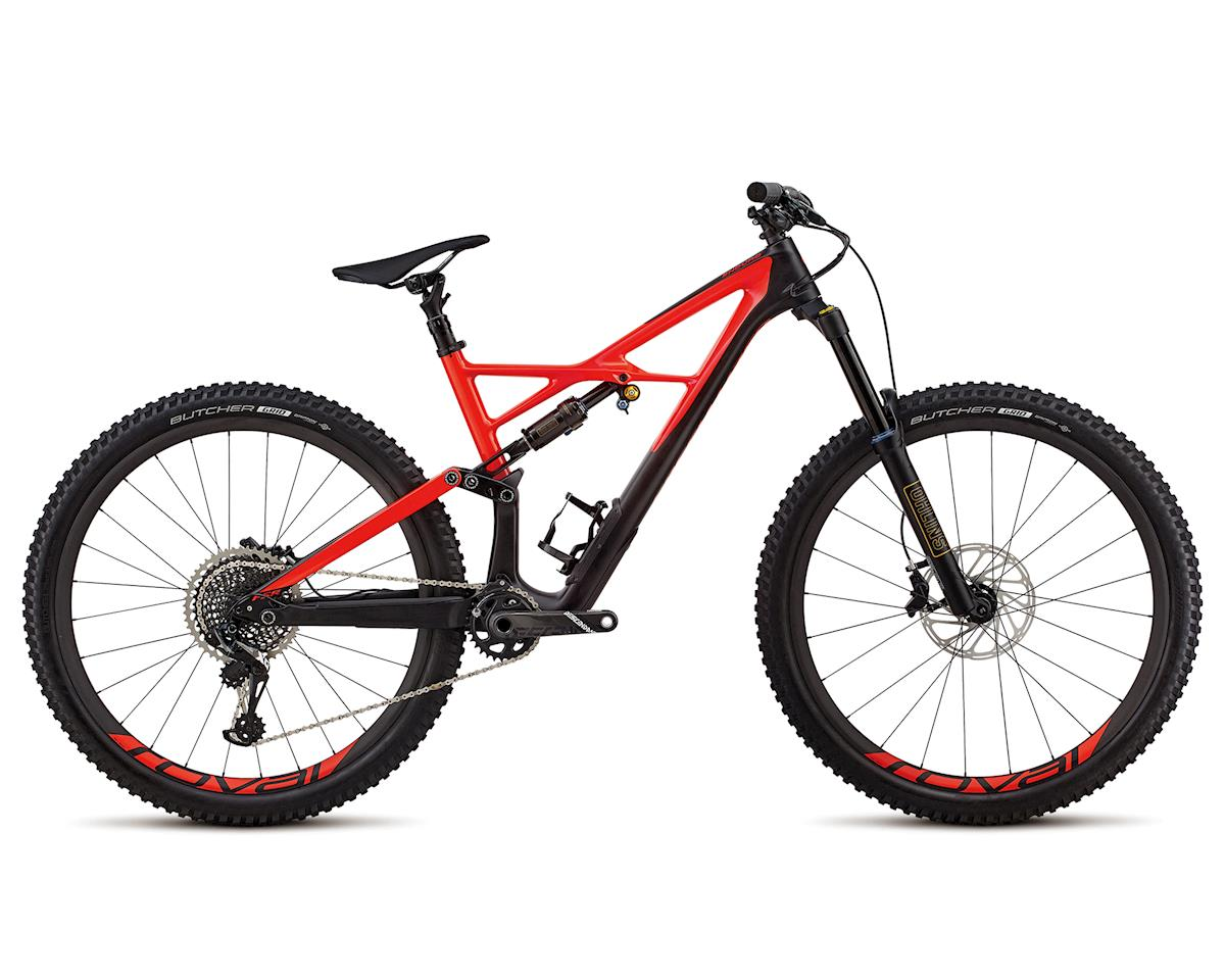 Specialized 2018 Enduro Pro 29/6Fattie (SATIN GLOSS BLACK / ROCKET RED / BLACK)