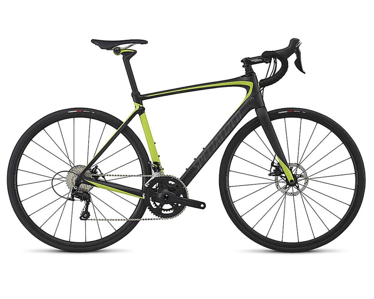 Specialized 2017 Roubaix Elite (Carbon/Hyper Green/Charcoal) (56cm)