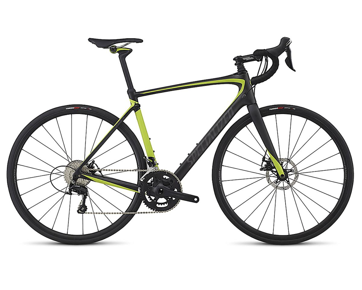 Specialized 2017 Roubaix Elite (Carbon/Hyper Green/Charcoal) (58cm)