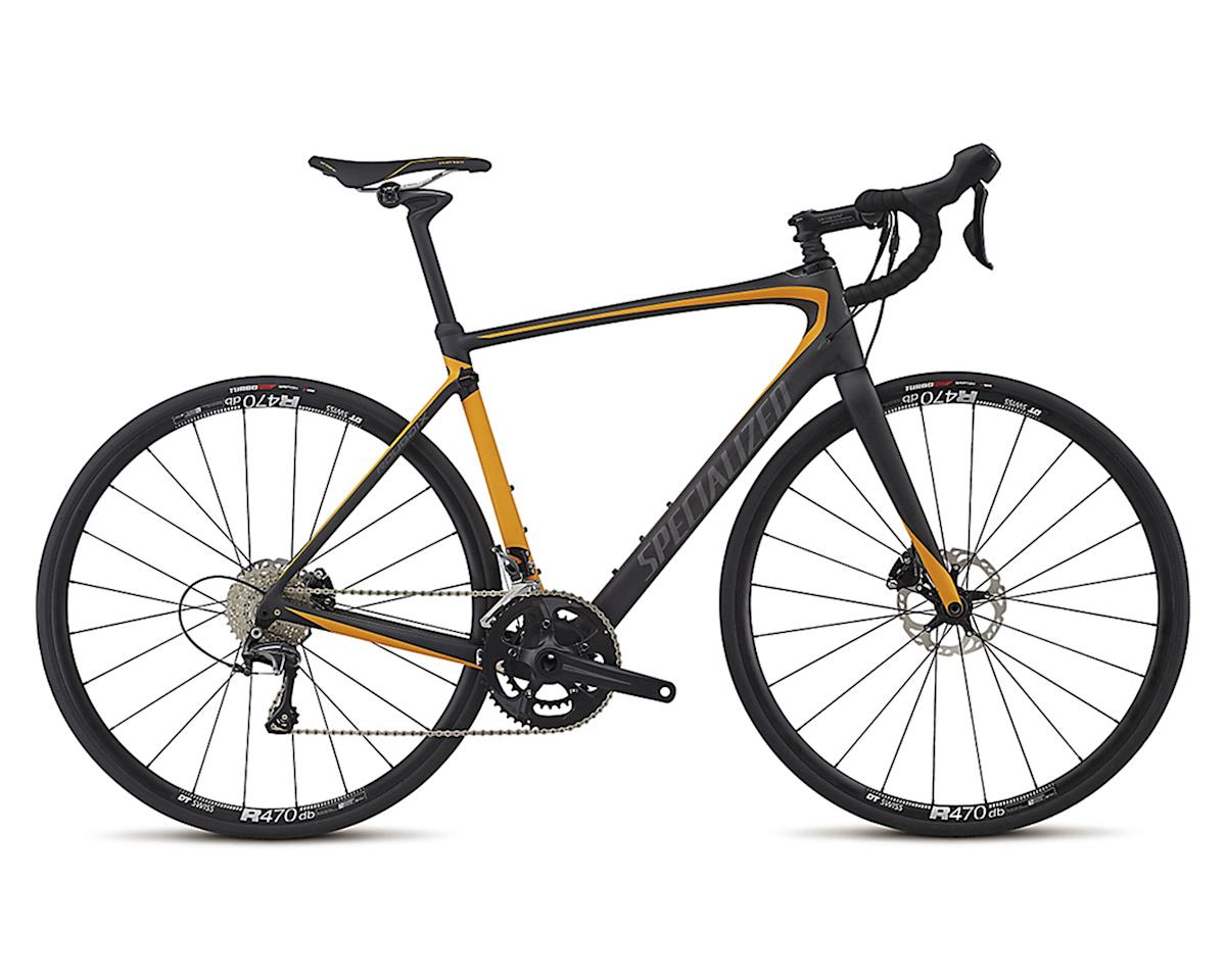 Specialized 2017 Roubaix Comp (Carbon/Gallardo Orange/Charcoal)