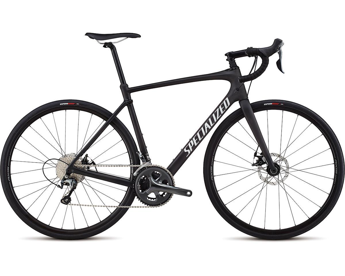 Specialized 2018 Roubaix (Satin Carbon / White / Clean)