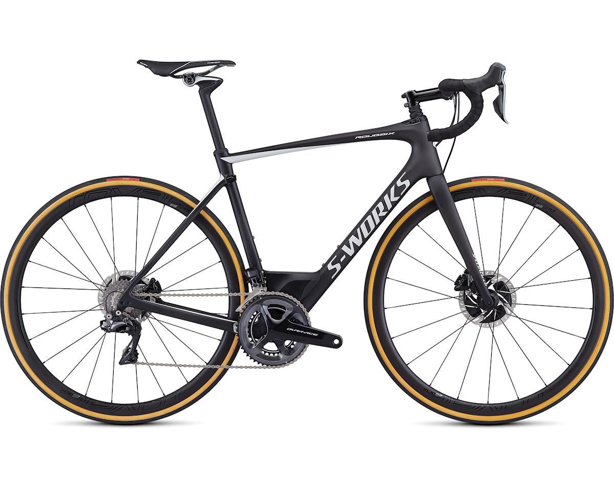 Specialized 2019 S-Works Roubaix (Satin Carbon/Metallic White Silver)
