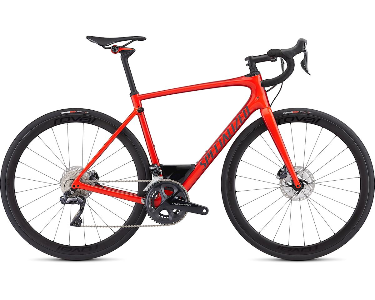 Specialized 2019 Roubaix Expert UDi2 (Gloss Rocket Red/Candy Red Edge Fade)