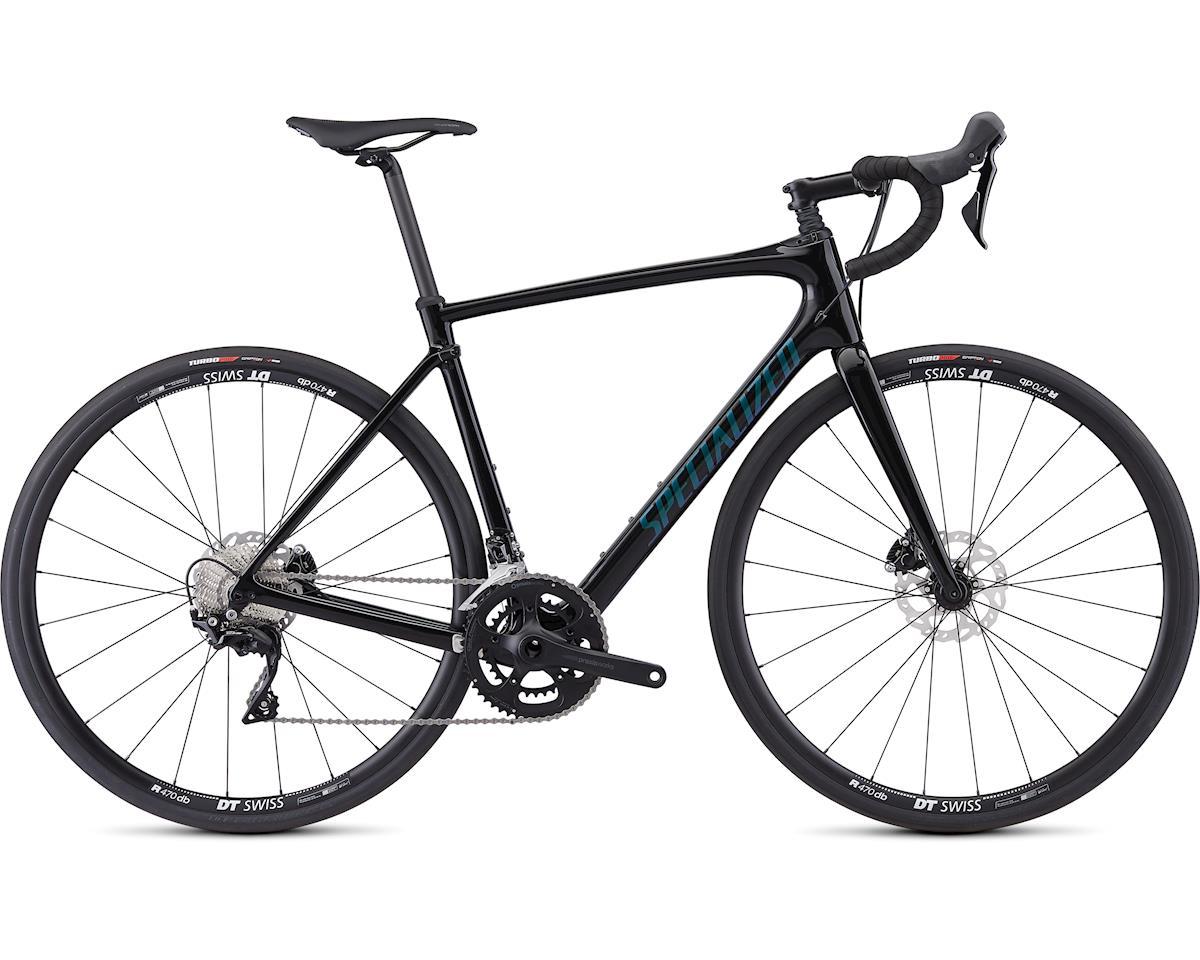 Specialized 2019 Roubaix Sport (Gloss Tarmac Black/Oil)