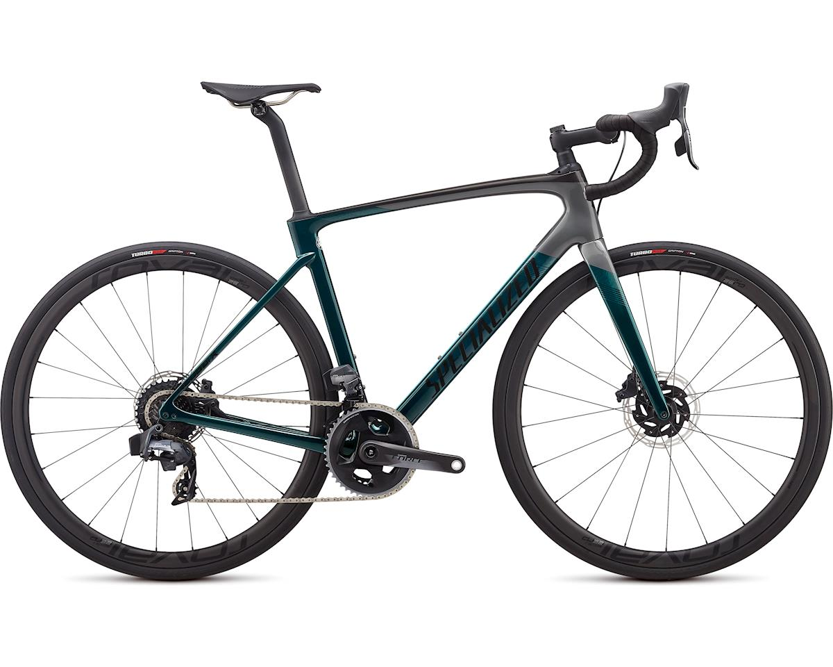 Specialized 2020 Roubaix Pro w/ SRAM Force eTAP AXS