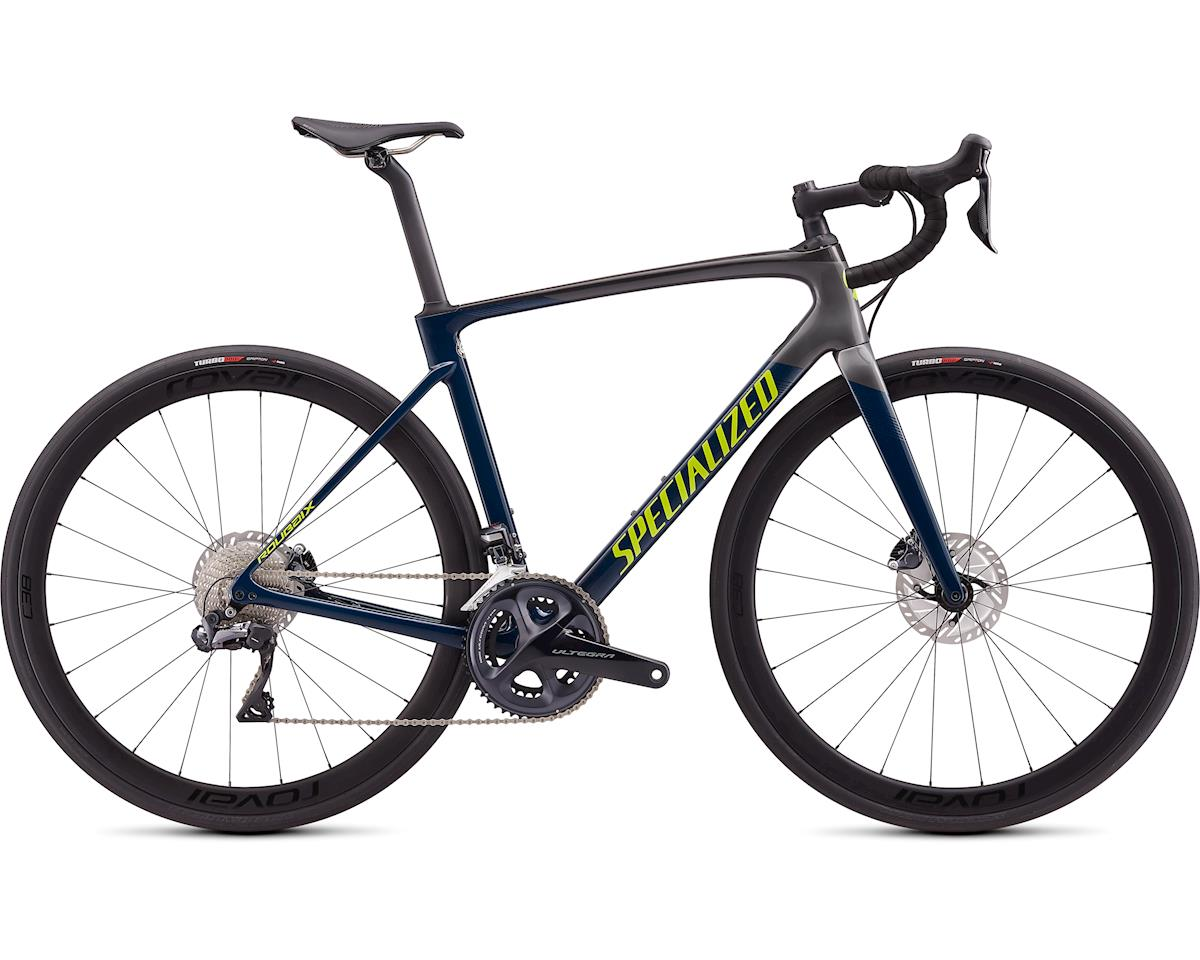 Specialized 2020 Roubaix Expert (Gloss Dusty Turquoise-Cast Blue/Charcoal/Hyper)