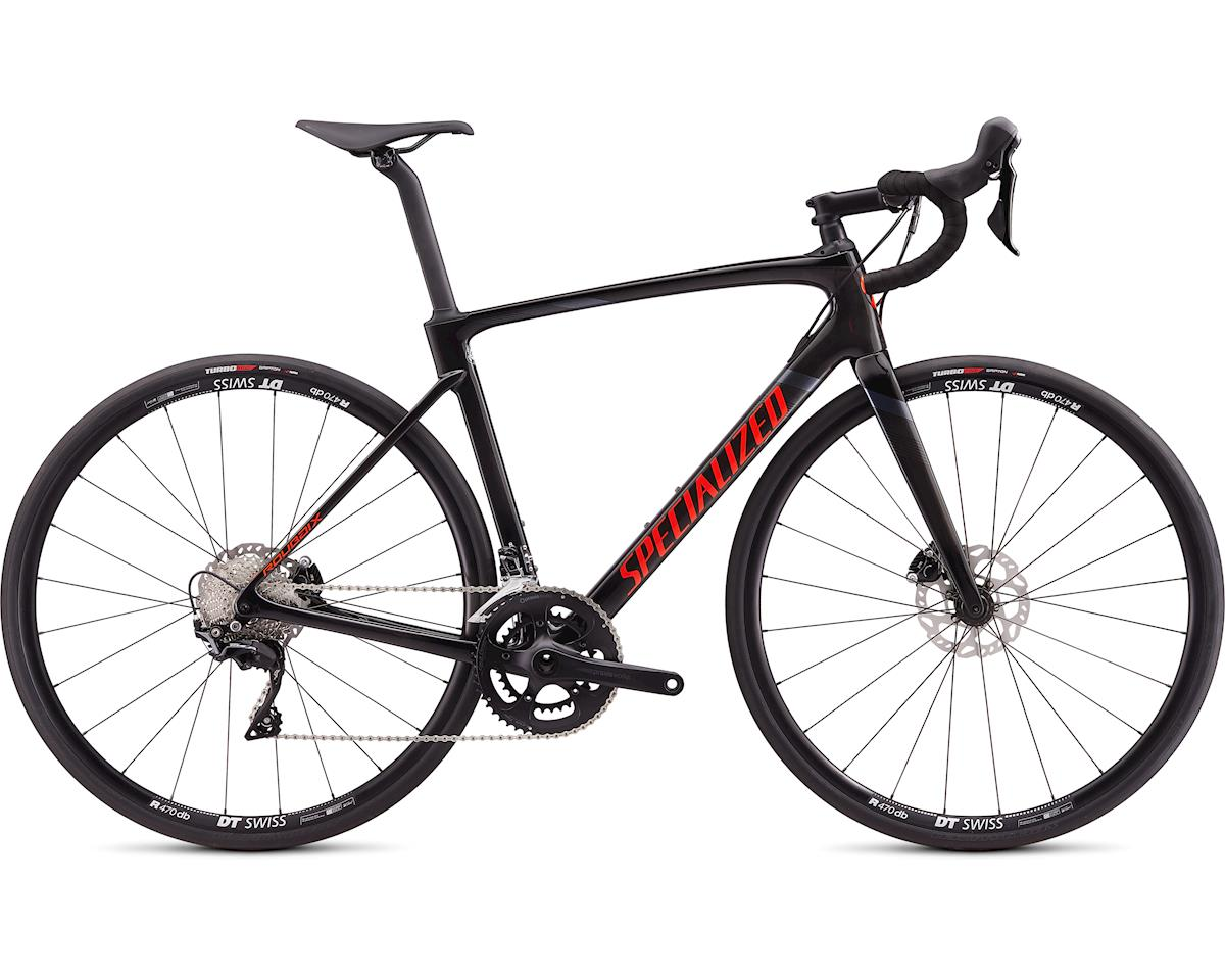 Specialized 2020 Roubaix Sport (Gloss Carbon/Rocket Red/Black)