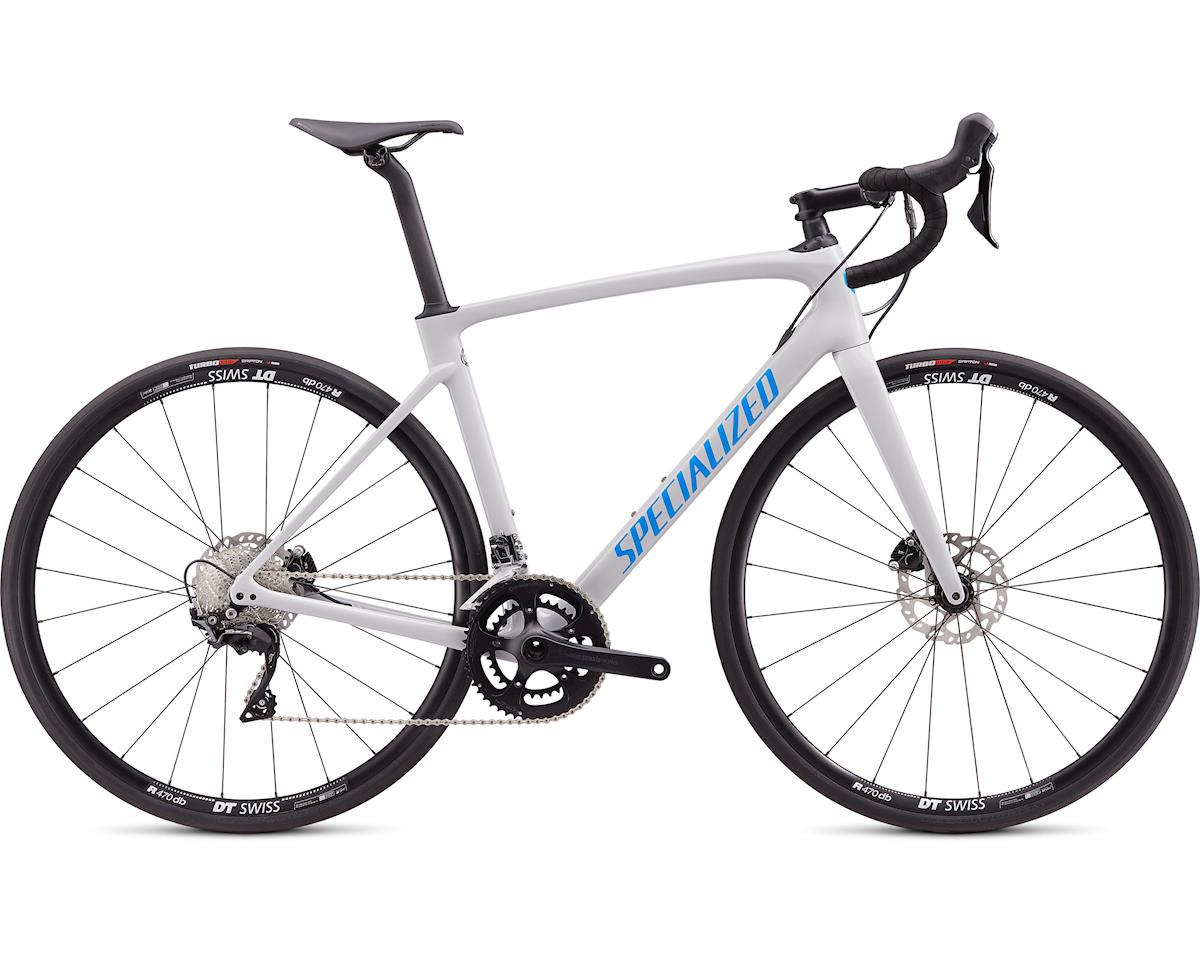 Specialized 2020 Roubaix Sport (Gloss Dove Gray/Pro Blue)