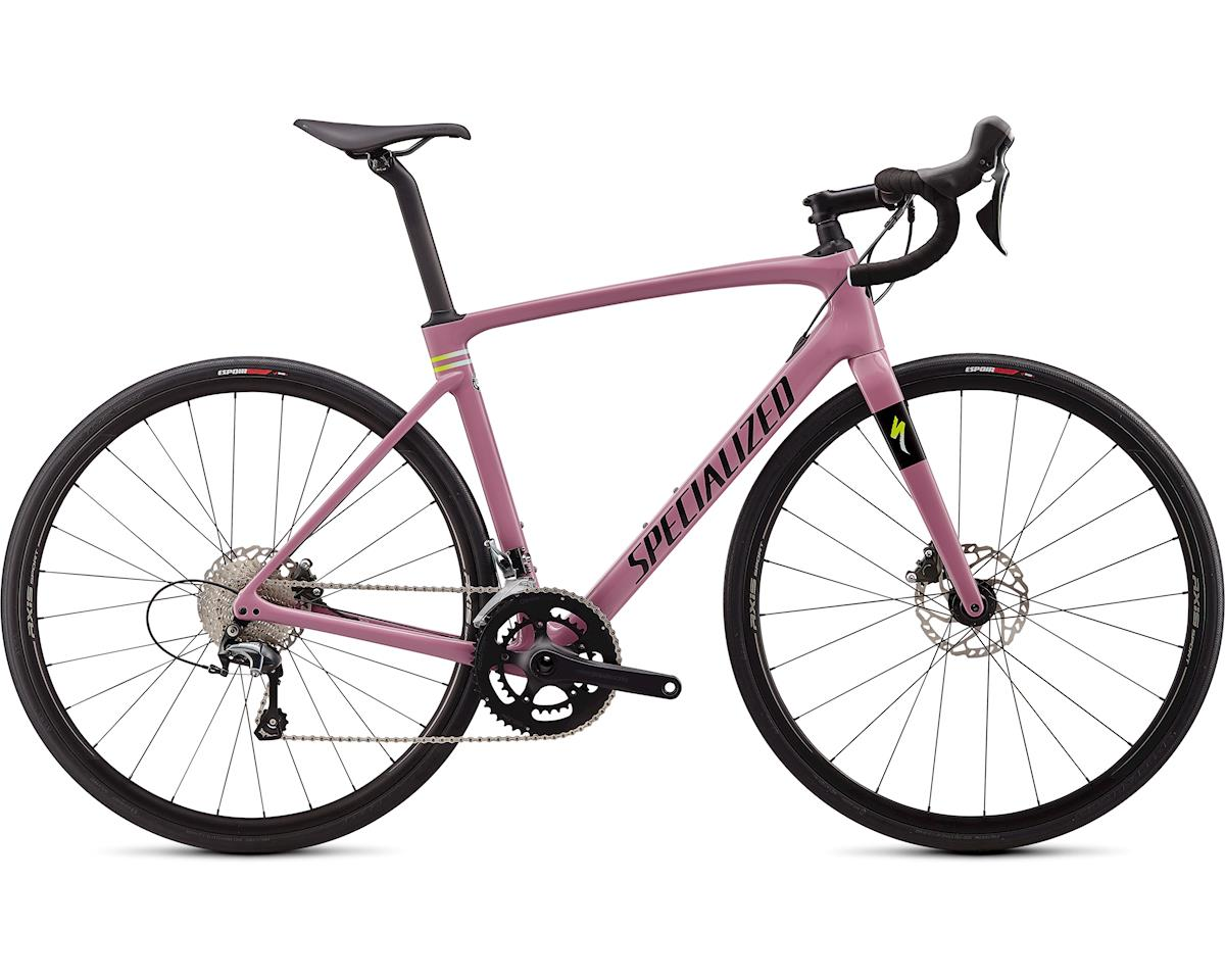 Specialized 2020 Roubaix (Gloss Dusty Lilac/Summer Blue-Hyper/Black)