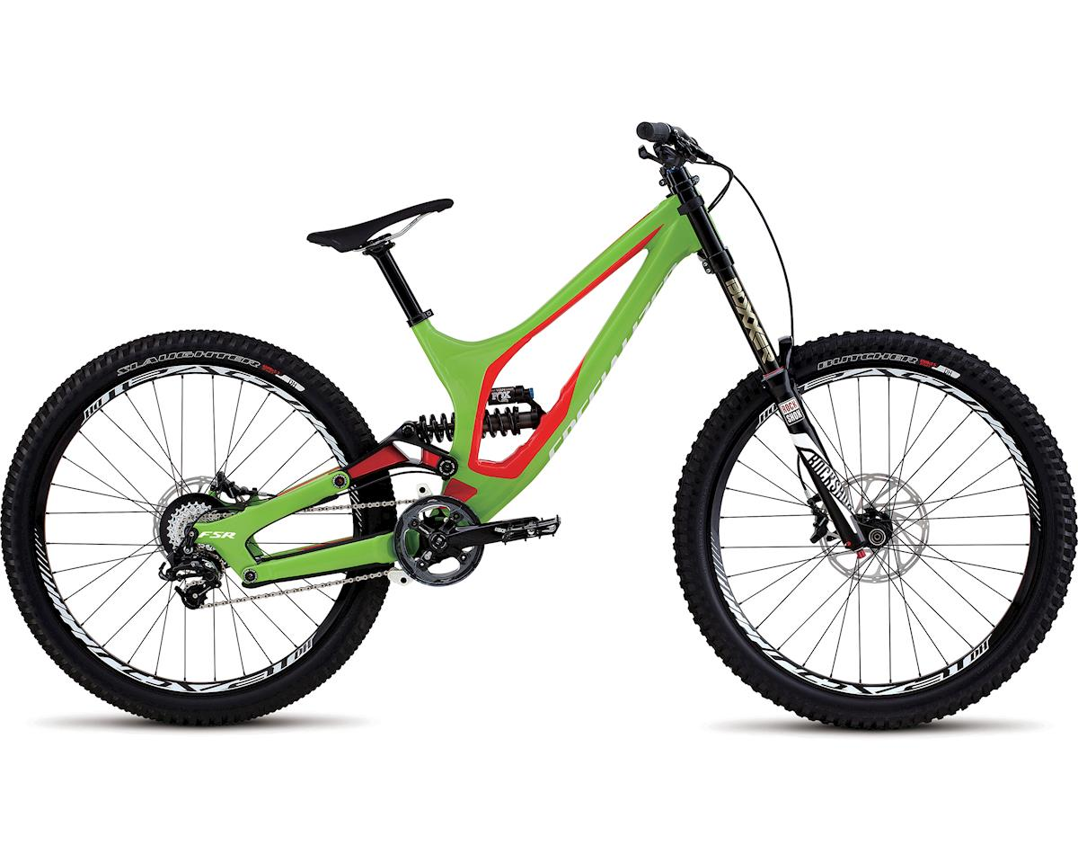 Specialized 2017 Demo 8 I Alloy (MONSTER GREEN/ROCKET RED/WHITE) (MEDIUM)