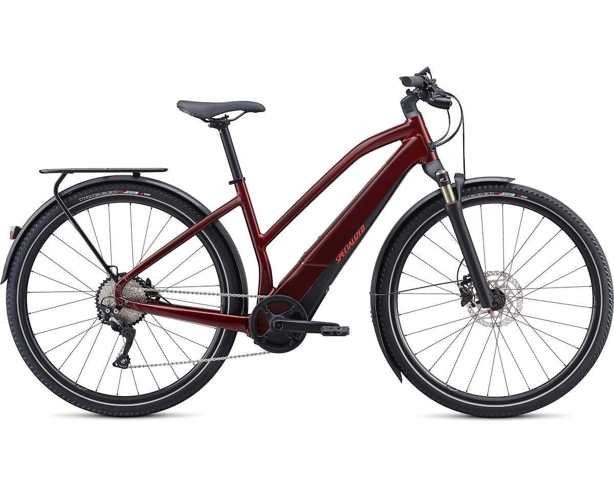 Specialized 2020 Turbo Vado 4.0 Step-Through (Metallic Crimson / Black / Rocket Red)