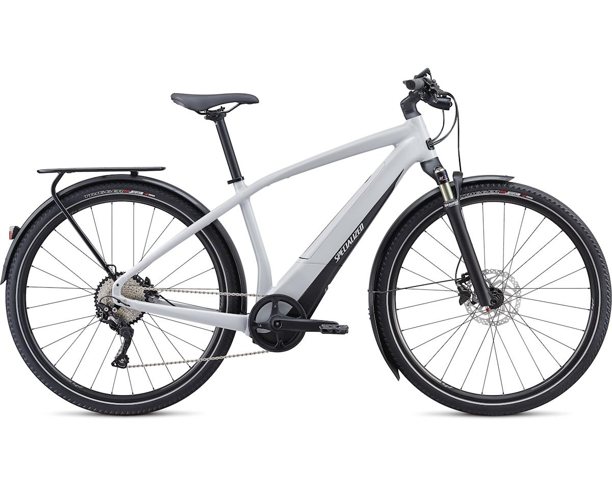 Specialized 2020 Turbo Vado 4.0 (Dove Grey / Black / Liquid Silver)