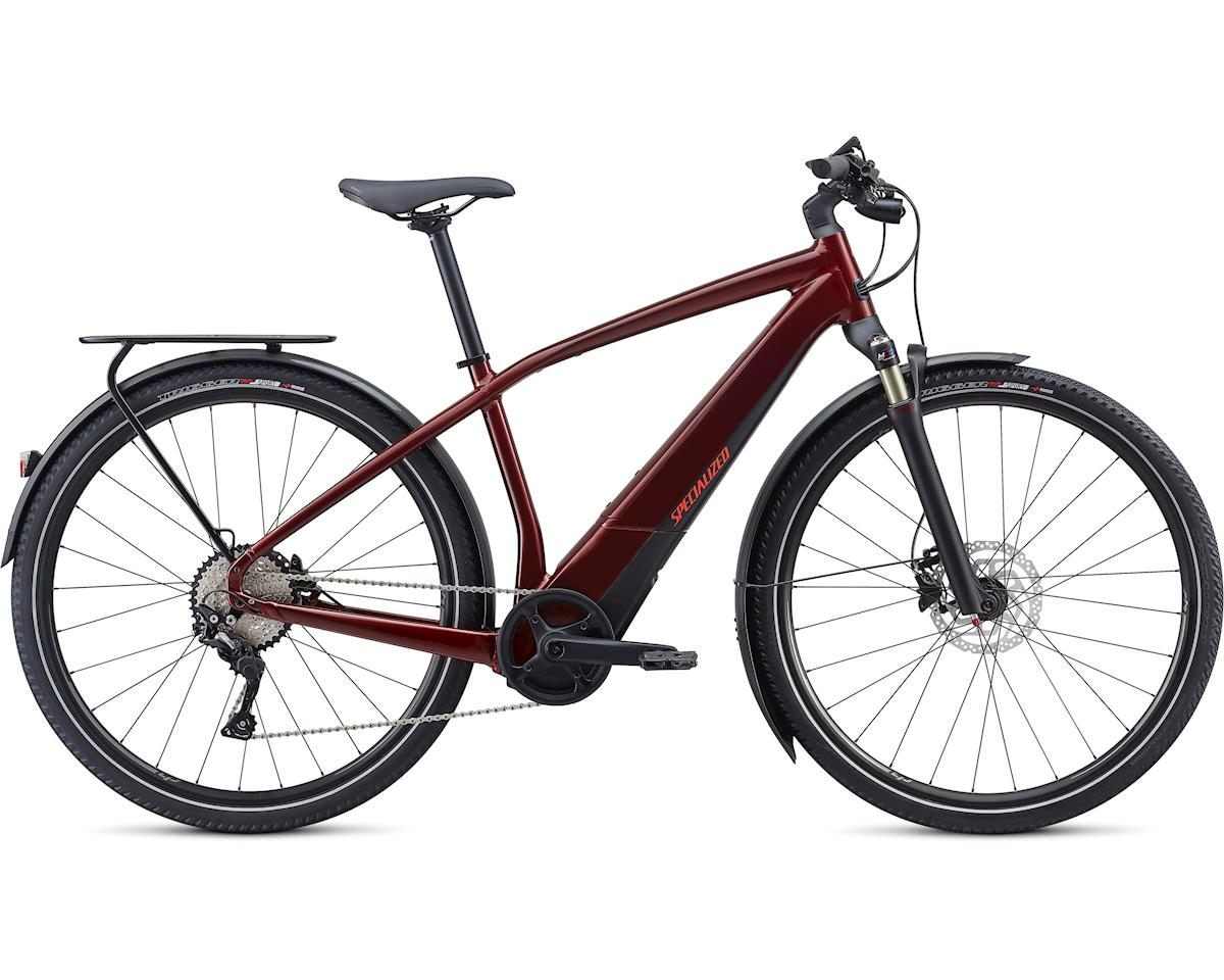 Specialized 2020 Turbo Vado 4.0 (Metallic Crimson / Black / Rocket Red)