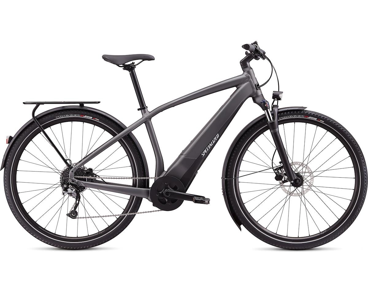 Specialized 2020 Turbo Vado 3.0 (Charcoal / Black / Liquid Silver)
