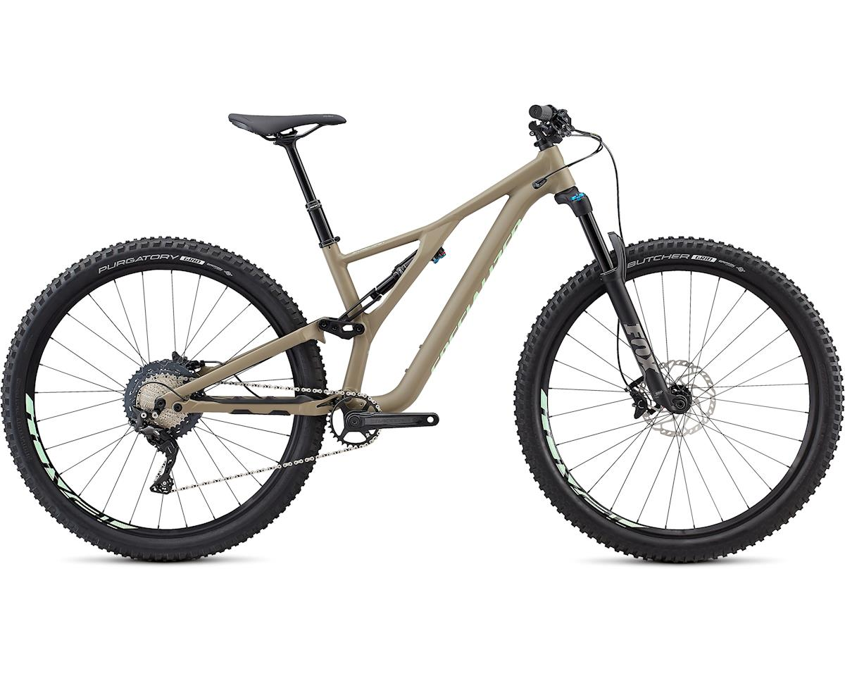 Specialized 2019 Women's Stumpjumper ST Comp Alloy 29 (Satin/Taupe/Acid Kiwi)